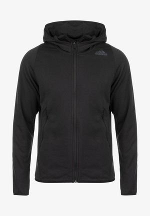FREELIFT SWEAT SHIRT CLIMAWARM - Träningsjacka - black