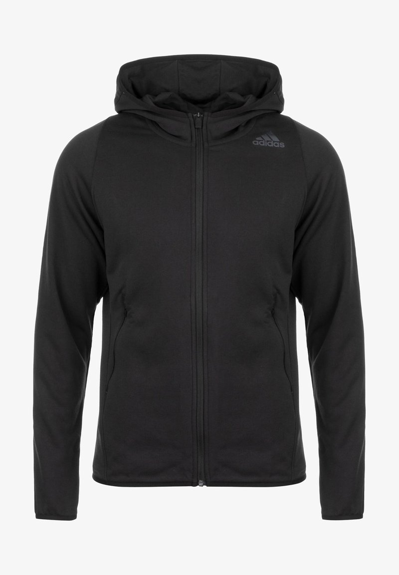 adidas Performance - FREELIFT SWEAT SHIRT CLIMAWARM - Veste de survêtement - black