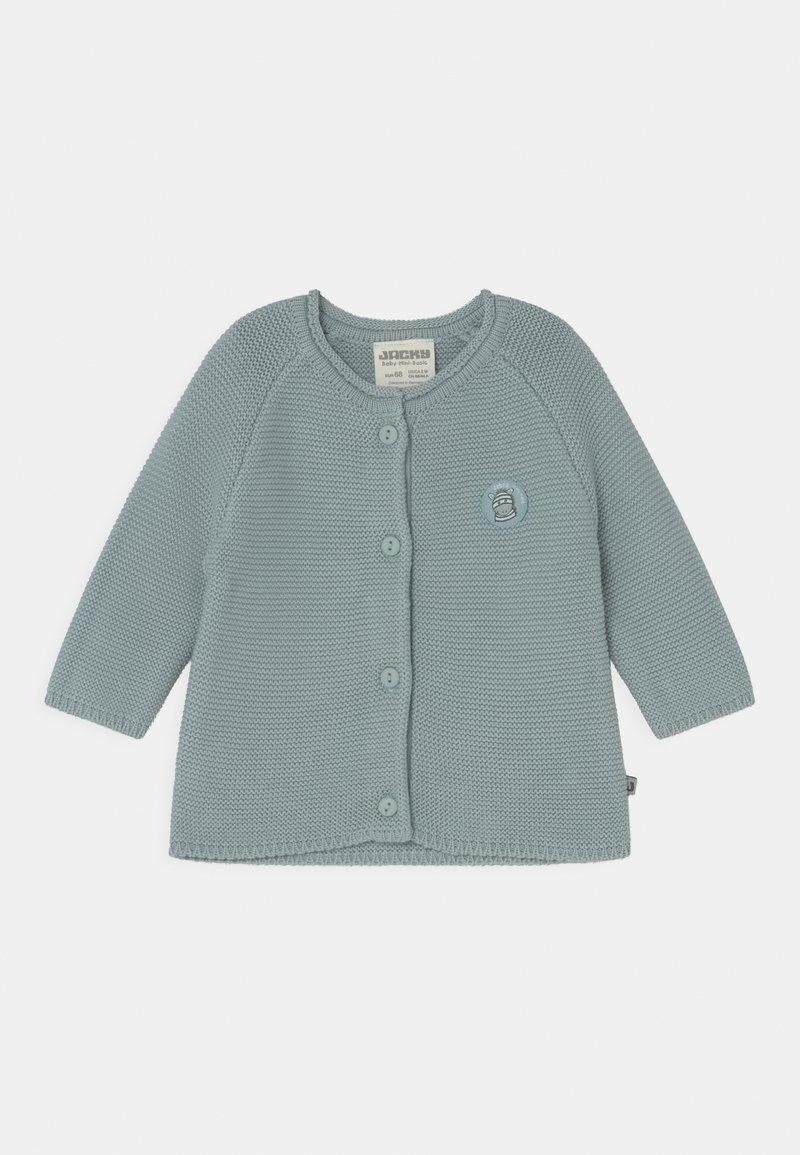 Jacky Baby - ZEBRA UNISEX - Cardigan - mint