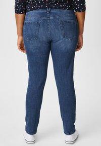 C&A - Slim fit jeans - jeans blau - 2