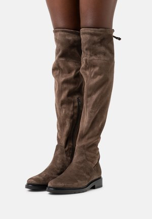 Over-the-knee boots - torf