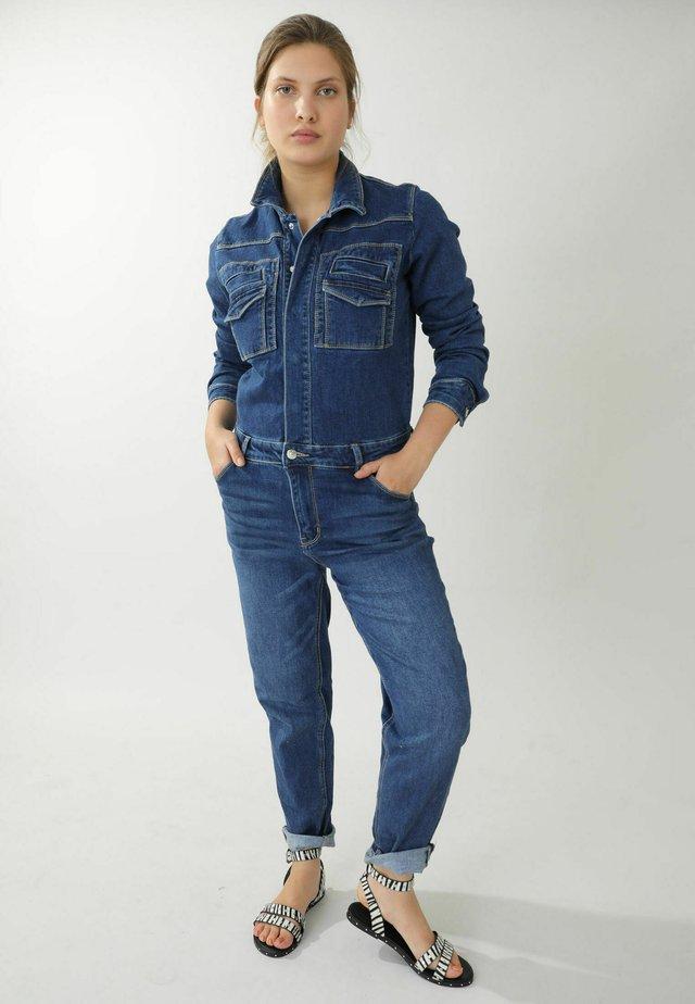 Overall / Jumpsuit - denimblau