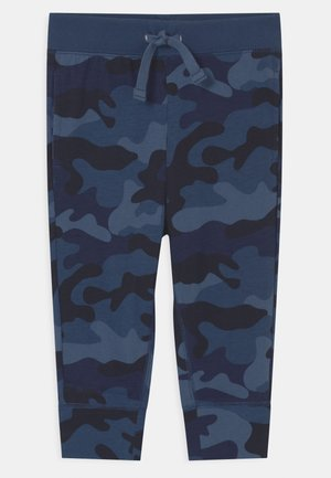 TODDLER BOY - Trousers - blue