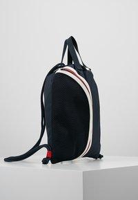 Tommy Hilfiger - CORPORATE DRAWSTRING BACKPACK - Sportovní taška - blue - 4