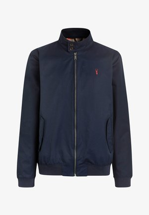 STAG HARRINGTON - Bomber Jacket - blue