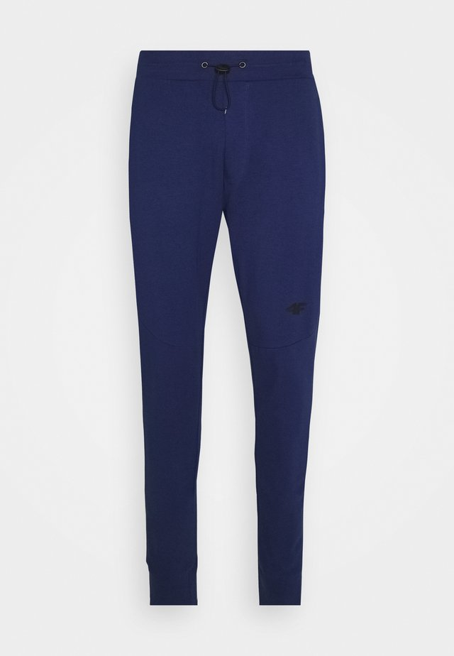 Men's sweatpants - Tracksuit bottoms - dark blue