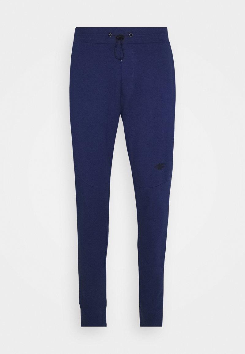 4F - Men's sweatpants - Pantalon de survêtement - dark blue