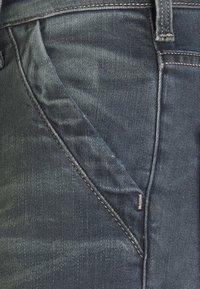 G-Star - RACKAM 3D SKINNY - Skinny džíny - worn in smokey night - 6