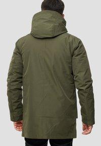 INDICODE JEANS - Winter coat - dark green - 2