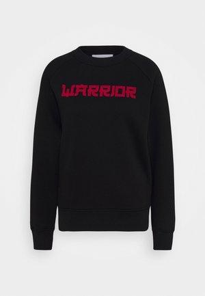 THALIA WARRIOR - Sweatshirt - black