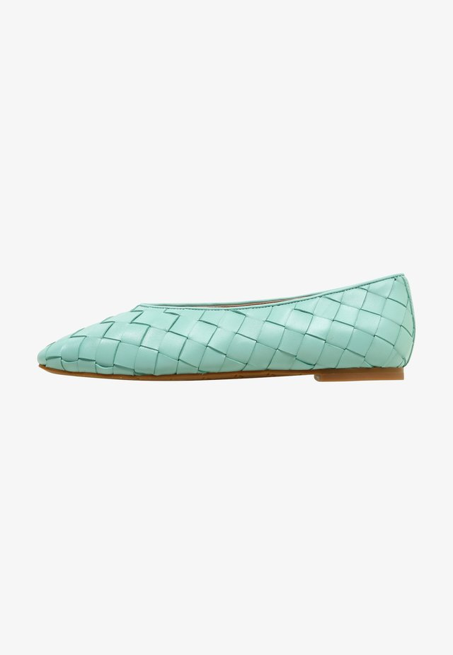 SAHARA - Ballerines - light green