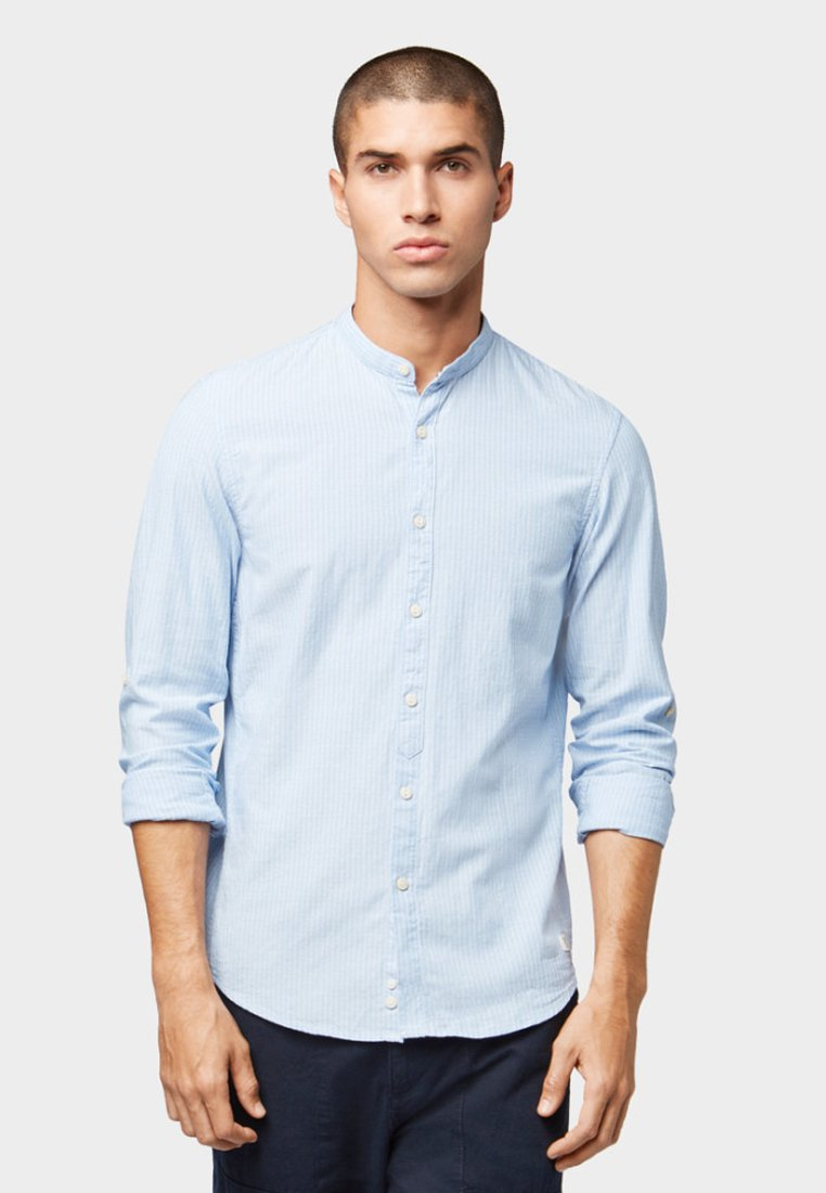 TOM TAILOR DENIM - Shirt - light blue