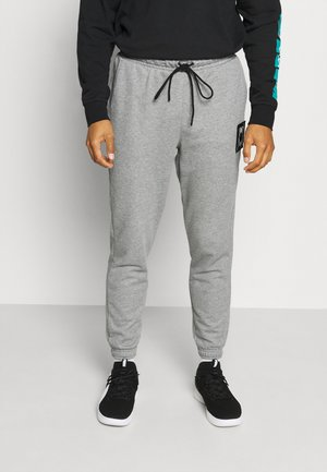 PIVOT - Pantaloni sportivi - medium gray heather