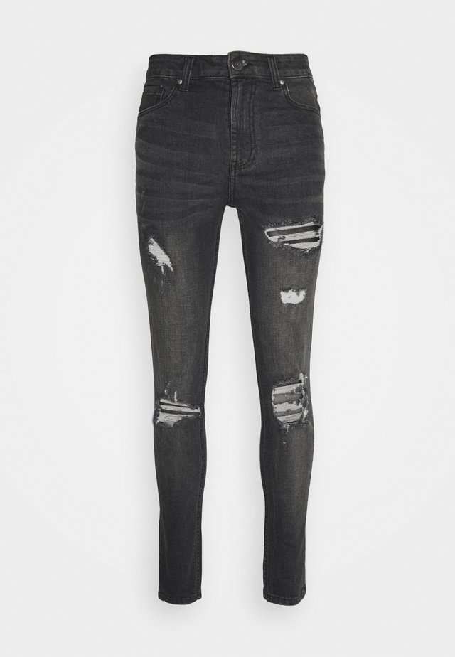 DALLAS - Jeans Skinny Fit - black