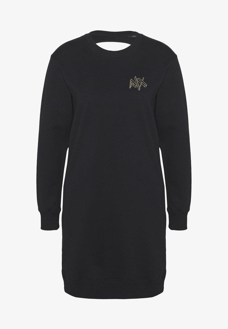 Armani Exchange - DRESS - Kjole - black