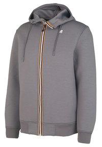 K-Way - RAINER SPACER - Light jacket - grey md steel - 2