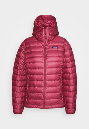 Down jacket - roamer red