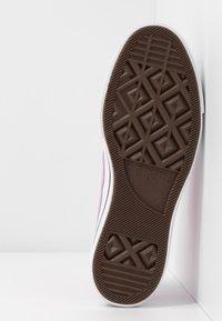 Converse - CHUCK TAYLOR ALL STAR LIFT SEASONAL - Sneakers laag - peony pink/white/black - 6