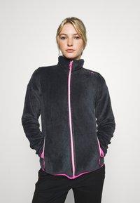 Campagnolo - WOMAN JACKET - Fleece jacket - titanio - 0