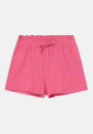 TODDLER GIRL SMOCKED - Shorts - neon pink rose