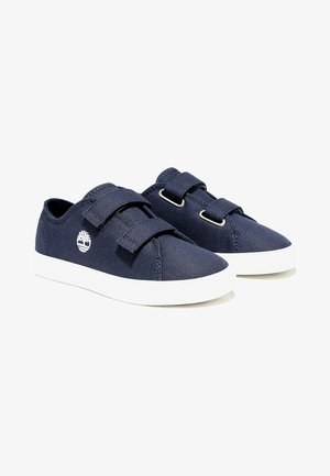 NEWPORT BAY  - Trainers - navy canvas