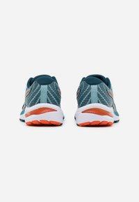 ASICS - GEL-CUMULUS 22 UNISEX - Zapatillas de running neutras - light steel/magnetic blue - 2