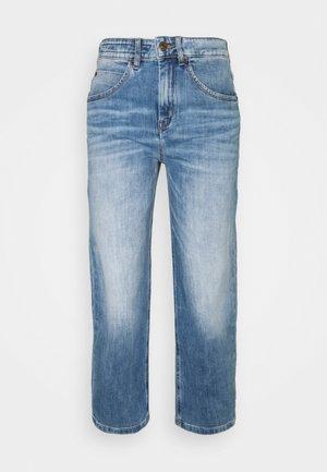 SHELTER - Straight leg jeans - blau