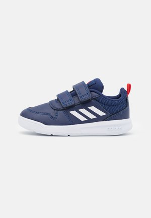 TENSAUR UNISEX - Træningssko - dark blue/footwear white/active red