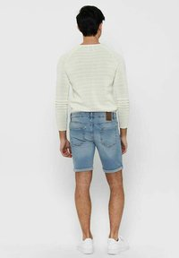 Only & Sons - Jeansshorts - blue denim - 2
