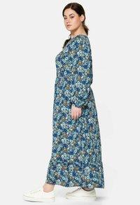 Sheego - Maxi dress - multi-coloured - 2