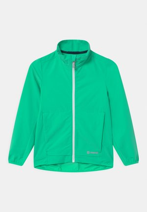 MANTEREET UNISEX - Soft shell jacket - green