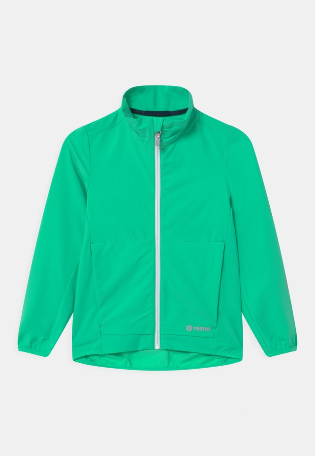 MANTEREET UNISEX - Giacca softshell - green
