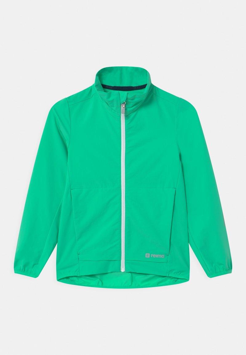 Reima - MANTEREET UNISEX - Softshelljas - green