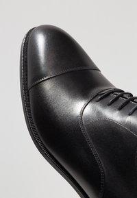 Fratelli Rossetti - Smart lace-ups - nero - 6