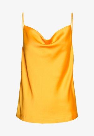 YASCADMI SINGLET - Bluse - yellow