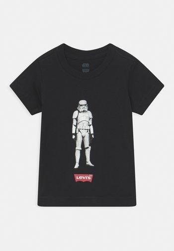 STAR WARS STORM TROOPER UNISEX - Print T-shirt - black