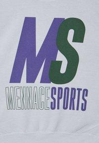 Mennace - SPORTS UNISEX - Sweatshirt - light grey - 2