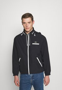 Lacoste - BH1933-00 - Summer jacket - black - 0
