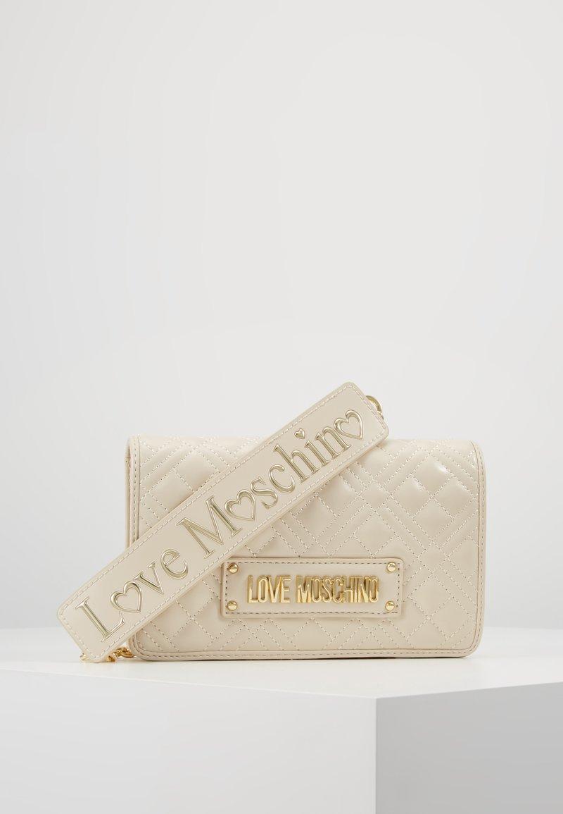 Love Moschino - Clutch - ivory