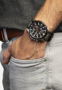 Orphelia - Horloge - silver/black - 0