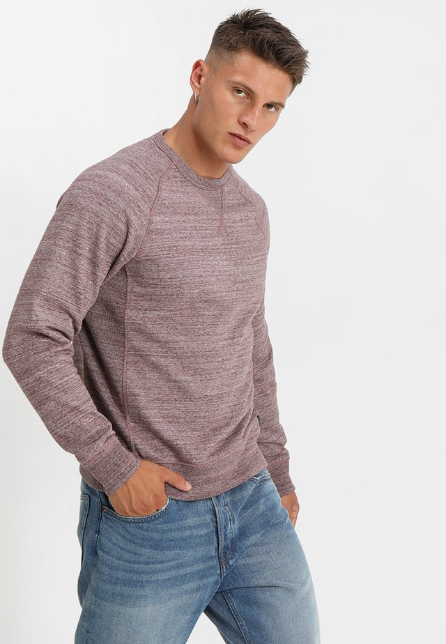 Sweater - wine red