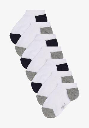 7 PACK - Socken - white