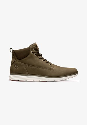 KILLINGTON CHUKKA - Lace-up boots - olive nubuck w cord