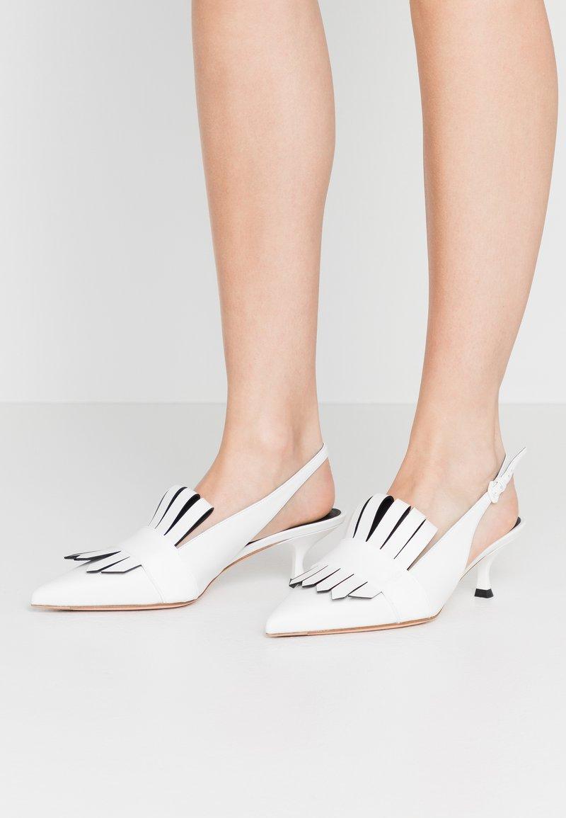 Sportmax - GERALD - Classic heels - latte