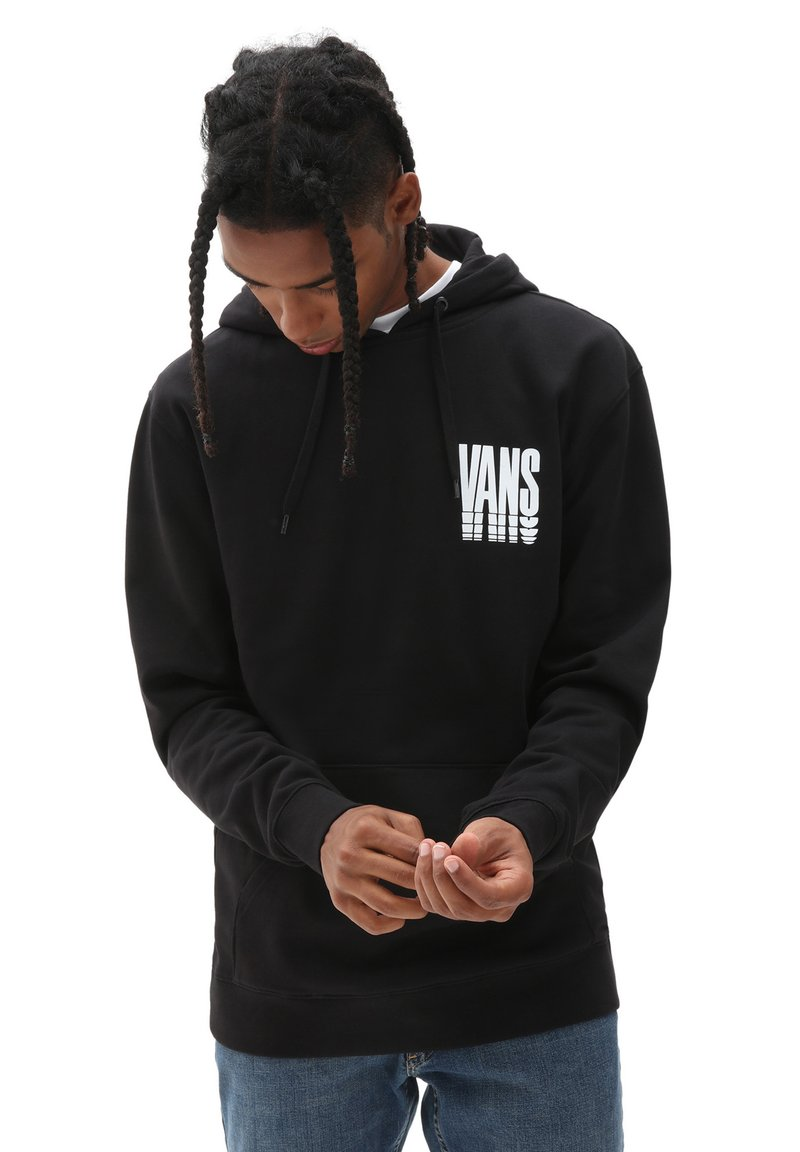 Vans - REFLECT - Hoodie - black