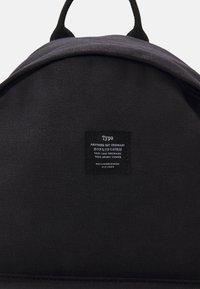 TYPO - FUNDAMENTAL BACKPACK - Plecak - washed black - 3