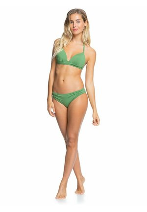 Bikini top - vineyard green