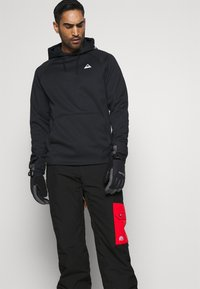 OOSC - FRESH POW PANT - Snow pants - black - 3