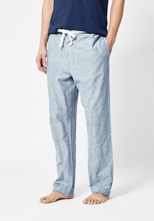 LAKE - Pyjama bottoms - chambray