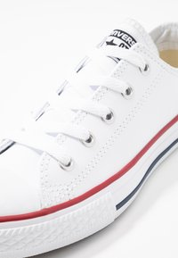 Converse - CHUCK TAYLOR ALL STAR - Sneakers basse - white/garnet/navy - 2
